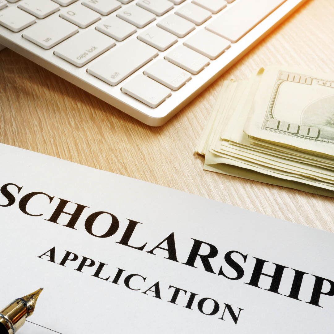 A scholarship can help provide debt relief to struggling students.