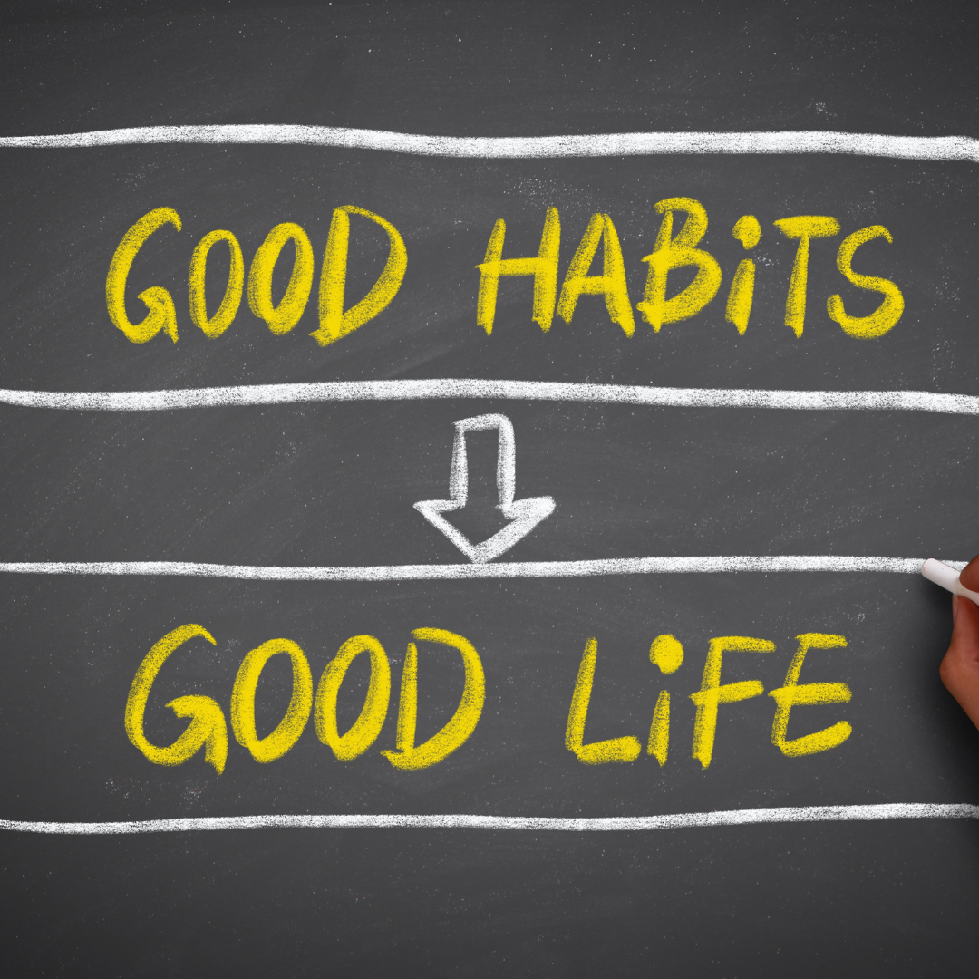 Good money habits lead to a good life. Bad money habits can cause financial debt trouble.