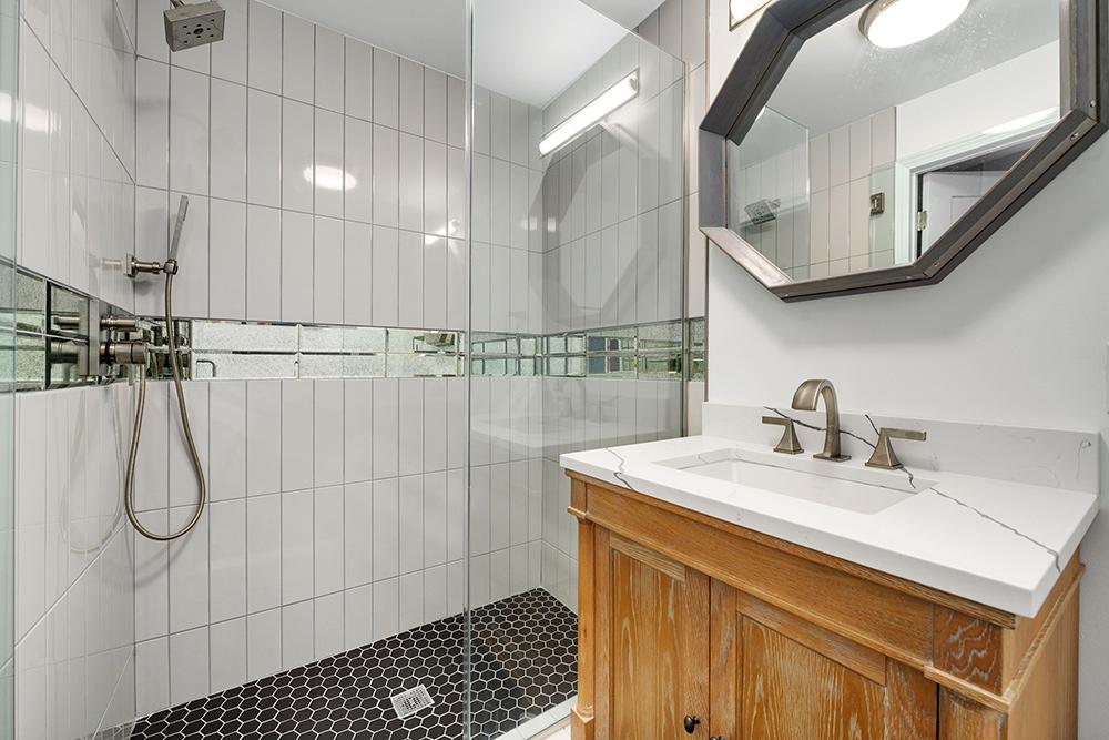 Uptown Bathroom Remodel
