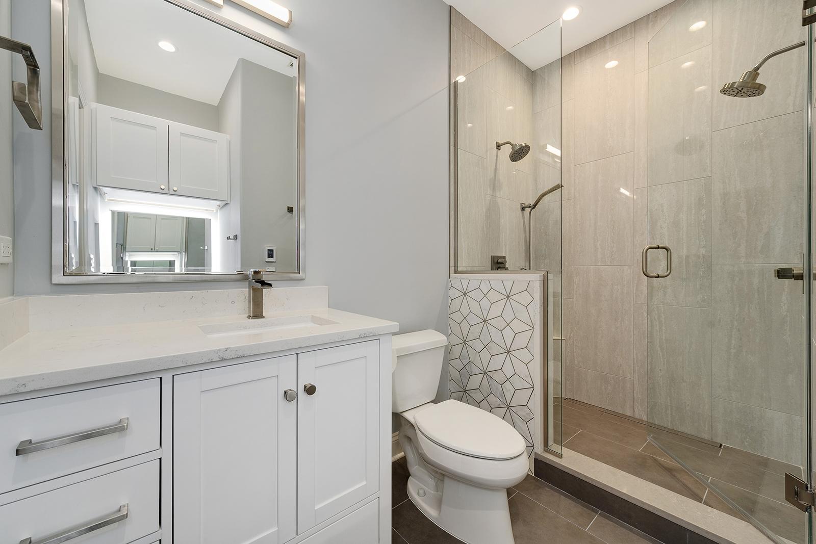 Old Town Master Bathroom Remodel