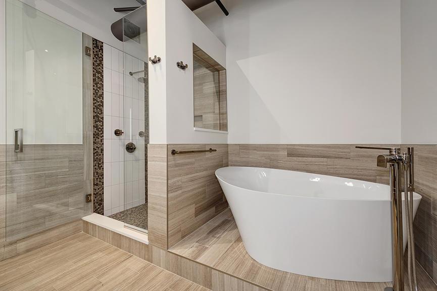 West Loop Bathroom Remodel