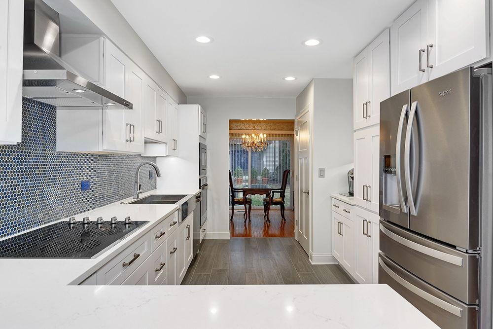Mount Prospect Kitchen Remodel