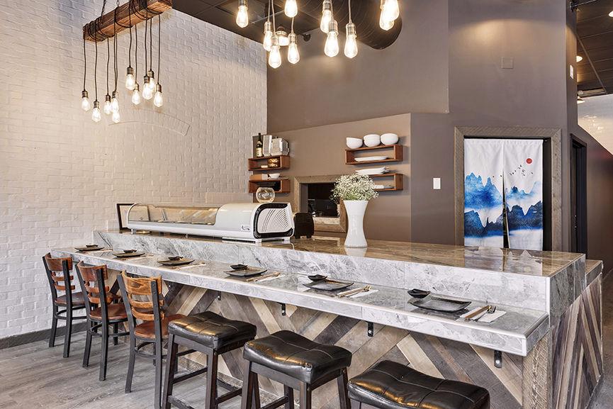 Glenview Restaurant Remodel