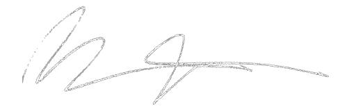 Mari Luukkainen signature