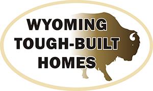 Wyoming Tough Built Homes logo
