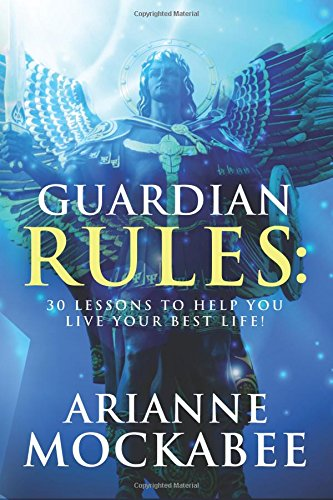 Coverart for Arianne Mockabee's book Guardian Rules