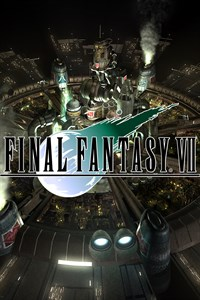 Final Fantasy VII Windows Edition: Cover Screenshot