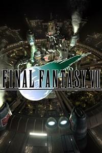 Final Fantasy VII Windows Edition: Cover Screenshot
