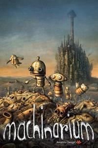Machinarium: Cover Screenshot