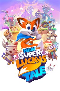 New Super Lucky's Tale: Cover Screenshot