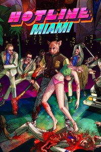 Hotline Miami: Cover Screenshot