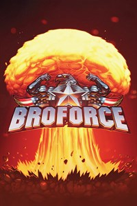 Broforce: Cover Screenshot