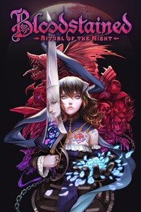 Bloodstained: Ritual of the Night: Cover Screenshot