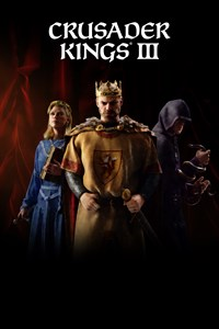 Crusader Kings III: Cover Screenshot