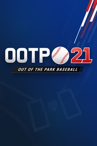 Out of the Park Baseball 21: Cover Screenshot