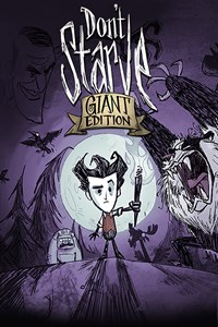 Don't Starve: Giant Edition: Cover Screenshot