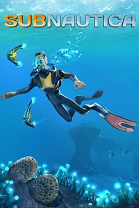 Subnautica: Cover Screenshot