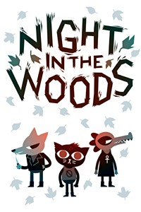 Night in the Woods: Cover Screenshot
