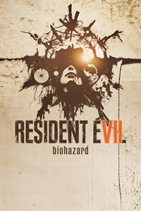 Resident Evil 7 Biohazard: Cover Screenshot