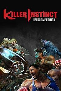 Killer Instinct: Definitive Edition: Cover Screenshot