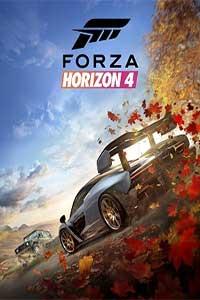 Forza Horizon 4 Standard Edition: Cover Screenshot