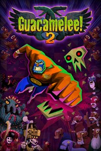 Guacamelee! 2: Cover Screenshot