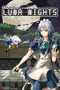 Touhou Luna Nights: Cover Screenshot