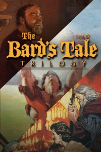 The Bard's Tale Trilogy: Cover Screenshot