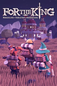 For the King: Cover Screenshot
