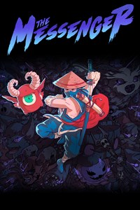 The Messenger: Cover Screenshot
