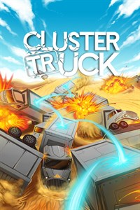 Clustertruck: Cover Screenshot