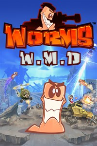 Worms W.M.D: Cover Screenshot