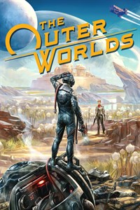 The Outer Worlds: Cover Screenshot