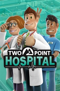 Two Point Hospital: Cover Screenshot