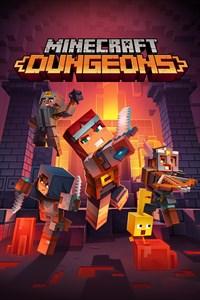 Minecraft Dungeons: Cover Screenshot