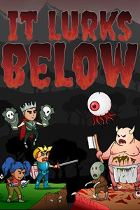 It Lurks Below: Cover Screenshot