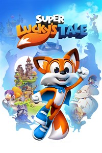 Super Lucky's Tale: Cover Screenshot