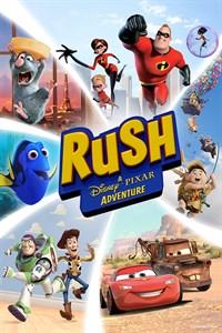 Rush: A Disneypixar Adventure: Cover Screenshot