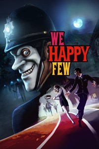 We Happy Few: Cover Screenshot