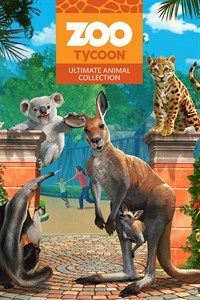 Zoo Tycoon: Ultimate Animal Collection: Cover Screenshot