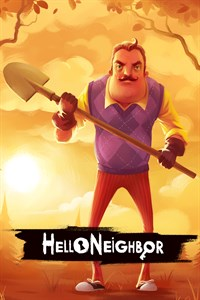 Hello Neighbor: Cover Screenshot
