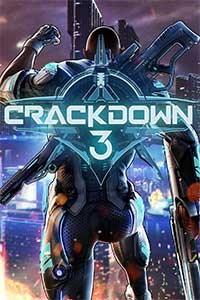 Crackdown 3: Cover Screenshot