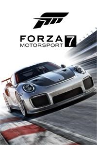 Forza Motorsport 7: Cover Screenshot