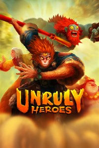 Unruly Heroes: Cover Screenshot