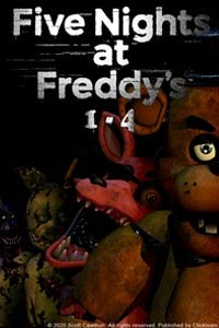 Five Nights at Freddy's: Original Series: Cover Screenshot