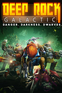 Deep Rock Galactic: Cover Screenshot