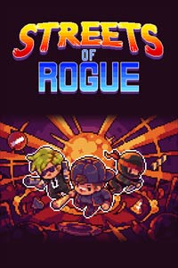 Streets of Rogue: Cover Screenshot