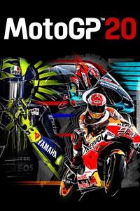 MotoGP 20: Cover Screenshot