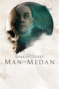 The Dark Pictures Anthology: Man Of Medan: Cover Screenshot