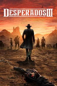 Desperados III: Cover Screenshot